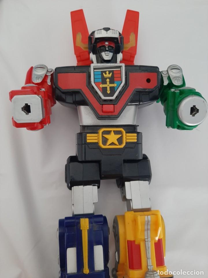Figuras y Muñecos Power Rangers: VOLTRON LIONS TM 84,98 WEP MEGAZORD POWER RANGERS - Foto 2 - 215511880