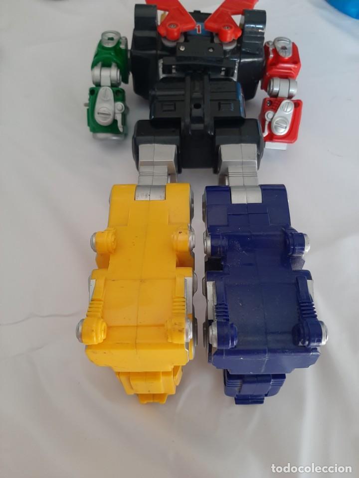 Figuras y Muñecos Power Rangers: VOLTRON LIONS TM 84,98 WEP MEGAZORD POWER RANGERS - Foto 4 - 215511880