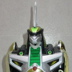 Figurines et Jouets Power Rangers: ROBOT TRANSFORMER DRAGONZORD DELUXE POWER RANGERS BANDAI 1991. Lote 216390662