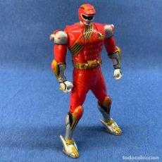 Figuras y Muñecos Power Rangers: POWER RANGER - METAMORFOSIS - METAMORFOSEADOR ROJO BANDAI 2001. Lote 217123801