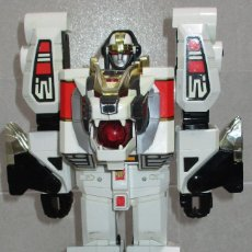 Figurines et Jouets Power Rangers: ROBOT TRANSFORMER TIGERZORD POWER RANGERS BANDAI 1994 CON LUCES Y SONIDO. Lote 217160071