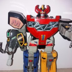 Figurines et Jouets Power Rangers: MEGA ZORD POWER RANGER BANDAI TAILANDÊS ANTIGUO. Lote 217941555