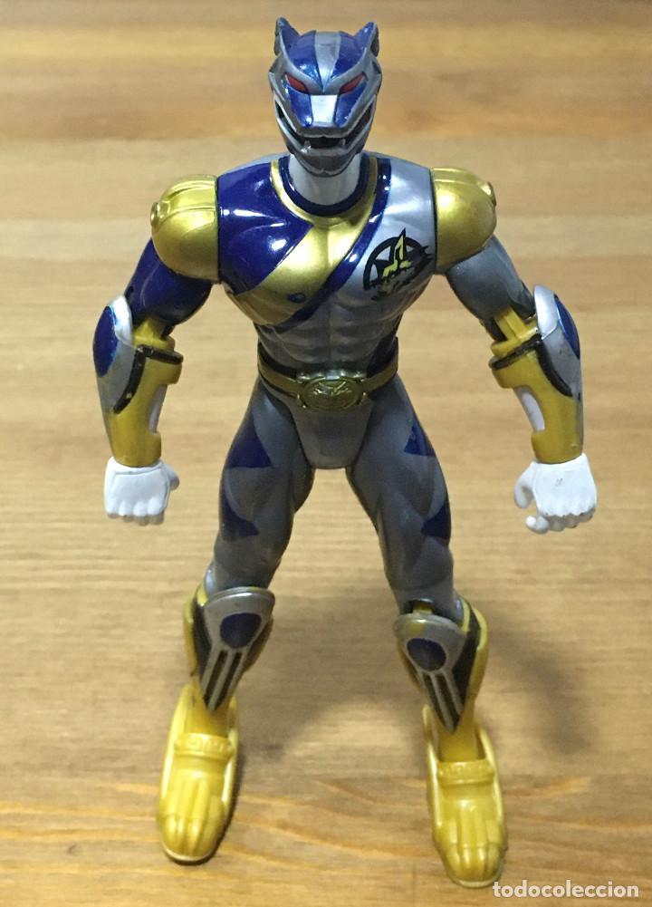 POWER RANGERS - BANDAI 2001 (Juguetes - Figuras de Acción - Power Rangers)
