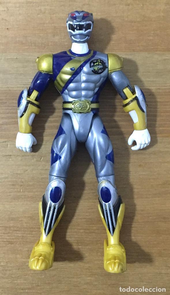 Figuras y Muñecos Power Rangers: POWER RANGERS - BANDAI 2001 - Foto 2 - 217990401