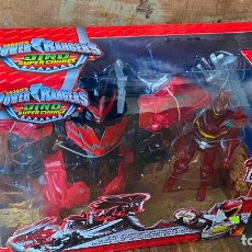 Figuras y Muñecos Power Rangers: POWER RANGERS DINO SUPER CHARGE. Lote 218117686