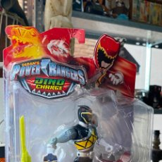 Figuras e Bonecos Power Rangers: POWER RANGERS DINO CHARGE EN BLISTER. Lote 218118961