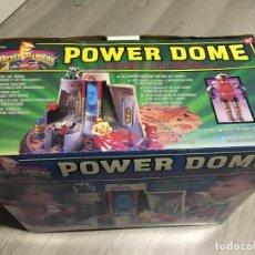Figuras y Muñecos Power Rangers: CUARTEL GENERAL DE LOS POWER RANGERS DE BANDAI. POWER DOME, POWER RANGERS. Lote 218342727