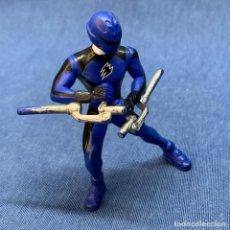 Figuras y Muñecos Power Rangers: POWER RANGER AZUL - MIGHTY MORPHIN - FIGURA PVC. Lote 220088755