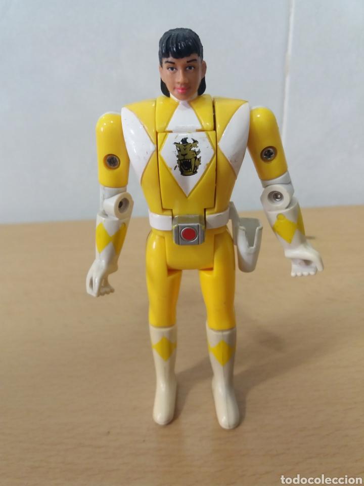 Figuras y Muñecos Power Rangers: Bandai 1993 - Foto 2 - 220742123