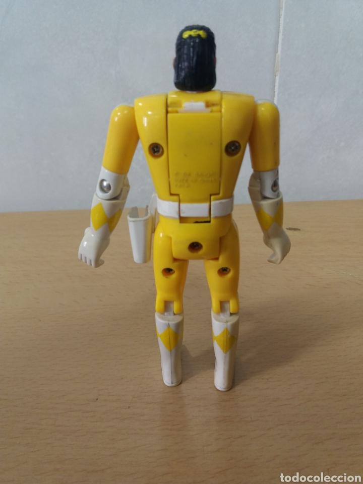 Figuras y Muñecos Power Rangers: Bandai 1993 - Foto 3 - 220742123