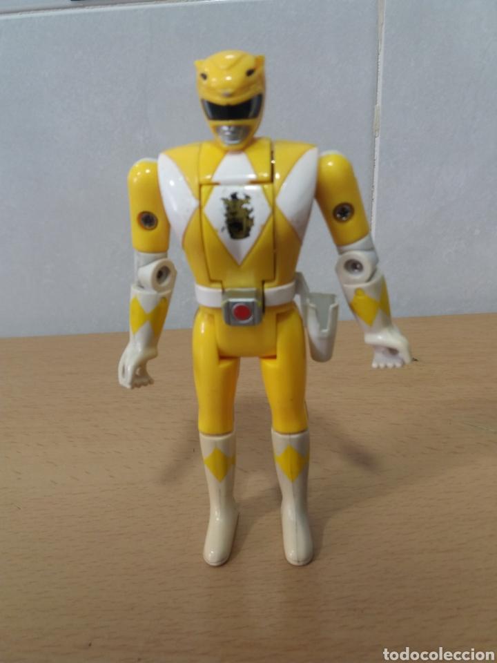 BANDAI 1993 (Juguetes - Figuras de Acción - Power Rangers)