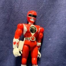 Figuras y Muñecos Power Rangers: BANDAI 93 POWER RANGER ROJO 21X10CMS. Lote 221502721