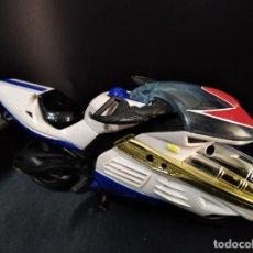 Figuras y Muñecos Power Rangers: MOTO POWER RANGERS, TIME FORCE. BANDAI 2000 - .23CM.. Lote 221649948