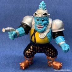 Figuras y Muñecos Power Rangers: FIGURA SQUAT - VILLANO POWER RANGERS - BANDAI - AÑO 1993 - 18 CM. Lote 221920166