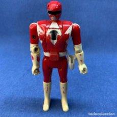 Figuras y Muñecos Power Rangers: MIGHTY MORPHIN POWER RANGERS ROJO RED JASON RANGER AUTO MORPHIN FIGURA DE 14 CM BANDAI 1993. Lote 221940253