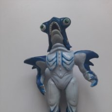 Figuras y Muñecos Power Rangers: FIGURA SLIPPERY SHARK POWER RANGER BANDAI 1994. Lote 222197540