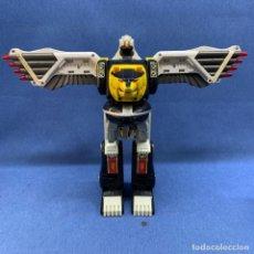 Figuras y Muñecos Power Rangers: POWER RANGERS - MIGHTY MORPHIN - POWER RANGER NINJA MEGAZORD BANDAI - AÑO 1995 - INCOMPLETO. Lote 222306646