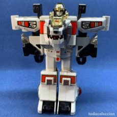 Figuras y Muñecos Power Rangers: POWER RANGERS - WHITE TIGERZORD - MEGAZORD - MIGHTY MORPHIN - BANDAI - AÑO 1994. Lote 222308041