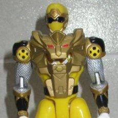 Figuras y Muñecos Power Rangers: FIGURA POWER RANGERS, NINJA STORM, 2002 BANDAI, 14 CMTS.. Lote 222393305