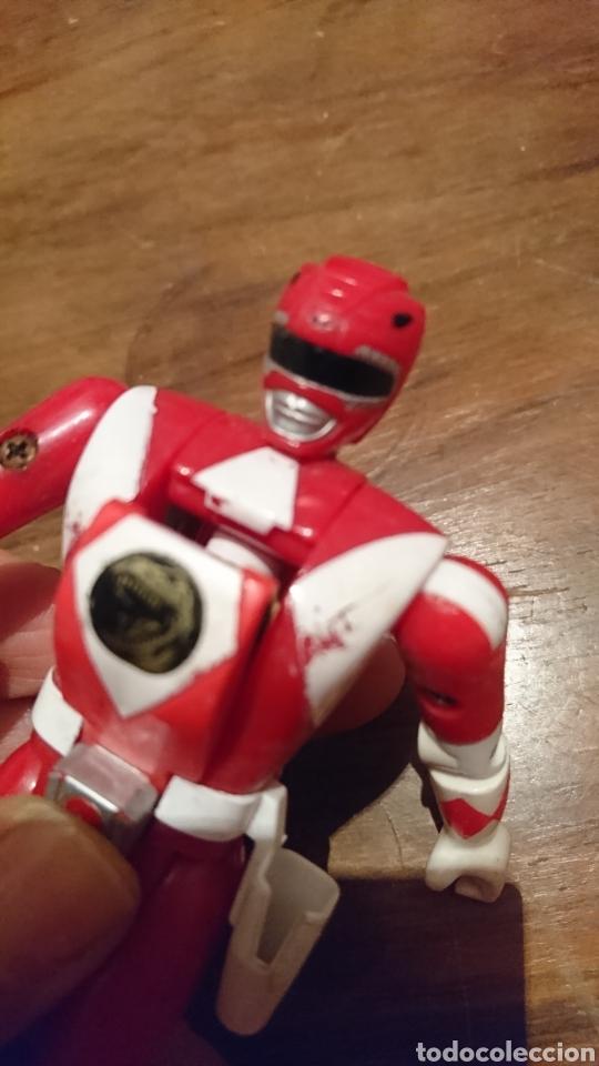 Figuras y Muñecos Power Rangers: Juguete, muñeco transformers, bandai - Foto 3 - 222576965
