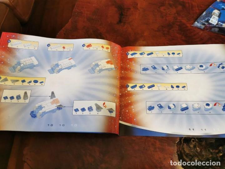 Figuras y Muñecos Power Rangers: Juego de construccion Mega Bloks 5745 Power Rangers SPD completo - Foto 3 - 222805418