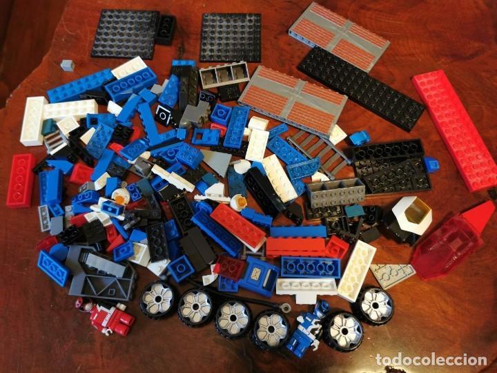 Figuras y Muñecos Power Rangers: Juego de construccion Mega Bloks 5745 Power Rangers SPD completo - Foto 4 - 222805418