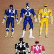Figuras y Muñecos Power Rangers: LOTE FIGURAS POWER RANGERS. Lote 225213160
