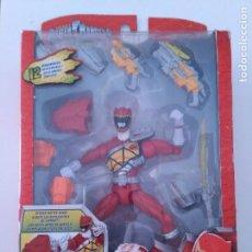 Figuras y Muñecos Power Rangers: POWER RANGERS DINO CHARGE EN CAJA SIN ABRIR.. Lote 225721710