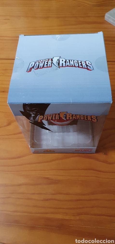 Figuras y Muñecos Power Rangers: FIGURA HELMET POWER RANGERS LEGACY COLLECTION RED RANGER - Foto 3 - 227193105