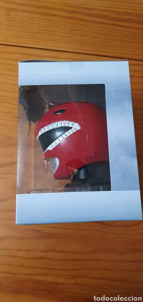 Figuras y Muñecos Power Rangers: FIGURA HELMET POWER RANGERS LEGACY COLLECTION RED RANGER - Foto 4 - 227193105