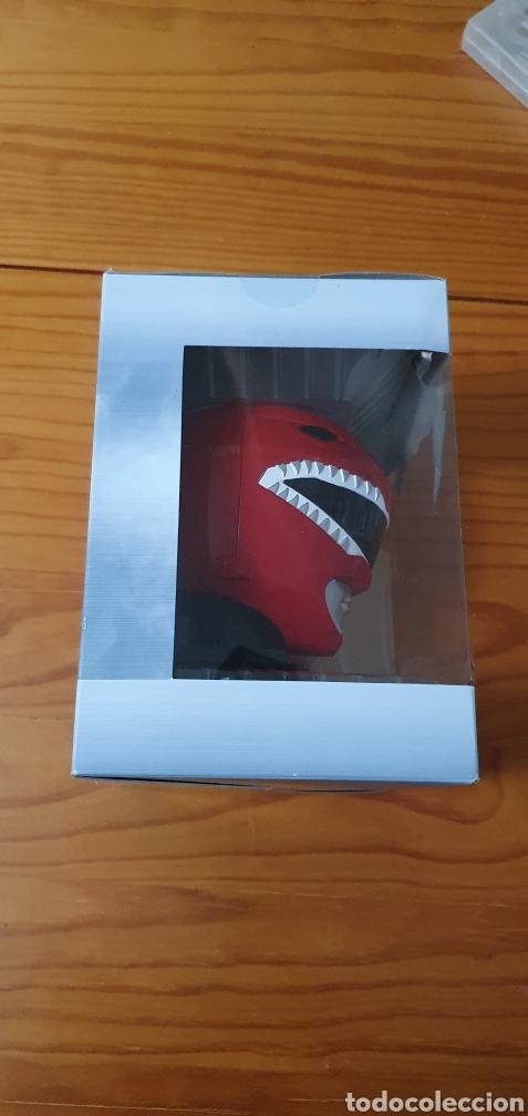 Figuras y Muñecos Power Rangers: FIGURA HELMET POWER RANGERS LEGACY COLLECTION RED RANGER - Foto 6 - 227193105