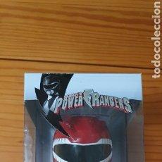 Figuras y Muñecos Power Rangers: FIGURA HELMET POWER RANGERS LEGACY COLLECTION RED RANGER. Lote 227193105