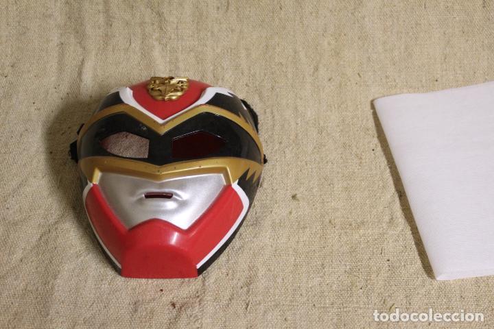 Figuras y Muñecos Power Rangers: MASCARA POWER RANGER - Foto 4 - 228169310