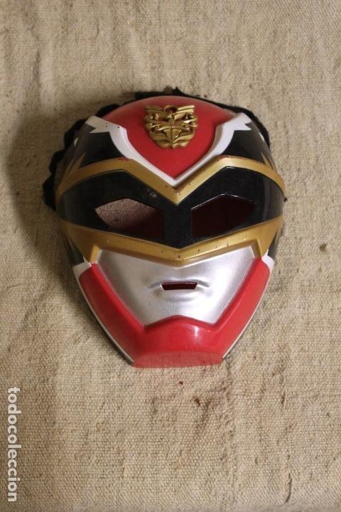 MASCARA POWER RANGER (Juguetes - Figuras de Acción - Power Rangers)