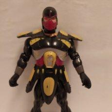 Figuras y Muñecos Power Rangers: POWER RANGERS SUNCO NINJA NEGRO AÑO 2003. Lote 228457405
