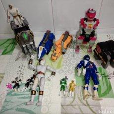 Figuras y Muñecos Power Rangers: POWER RANGERS. Lote 229076245