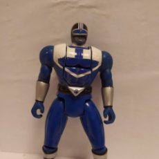 Figuras y Muñecos Power Rangers: POWER RANGERS AZUL BANDAI AÑO 2001. Lote 229223120