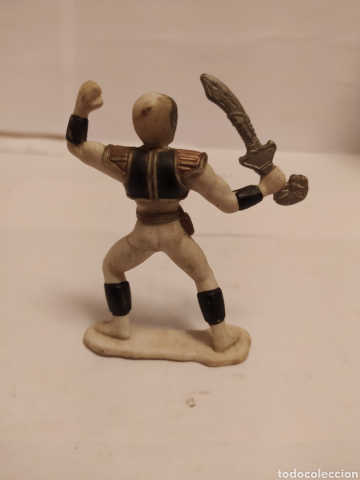 Figuras y Muñecos Power Rangers: Power rangers blanco Bandai año 1994 - Foto 2 - 229231970