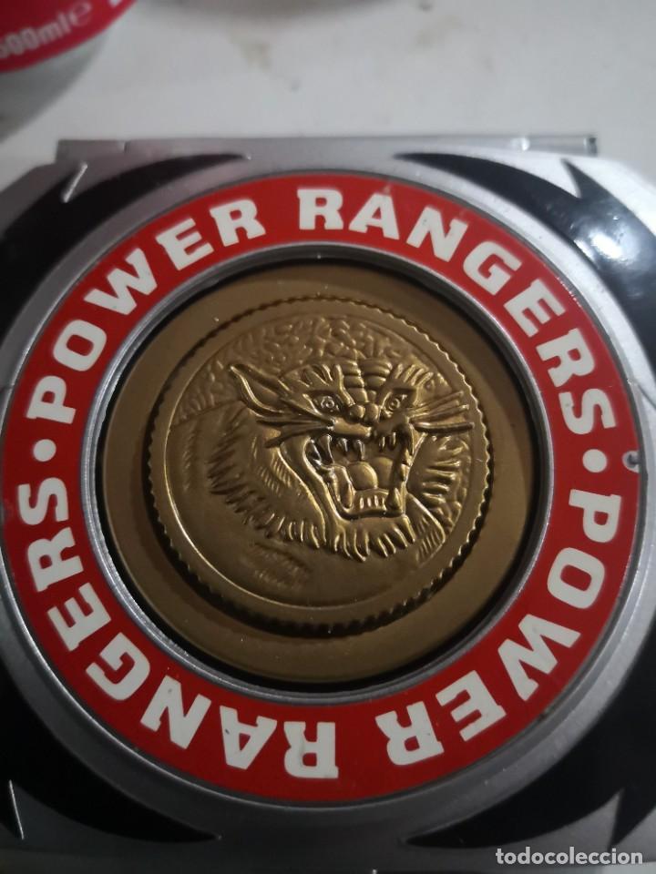 Figuras y Muñecos Power Rangers: 2 caja medallion POWER RANGERS BANDAI AÑO 1995 - Foto 3 - 231476980