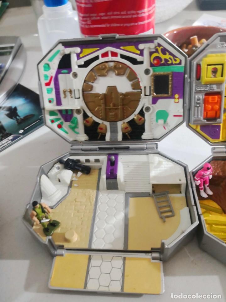 Figuras y Muñecos Power Rangers: 2 caja medallion POWER RANGERS BANDAI AÑO 1995 - Foto 5 - 231476980