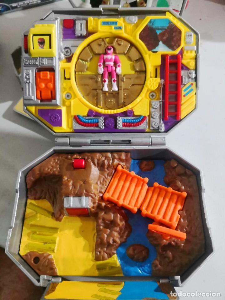 Figuras y Muñecos Power Rangers: 2 caja medallion POWER RANGERS BANDAI AÑO 1995 - Foto 6 - 231476980
