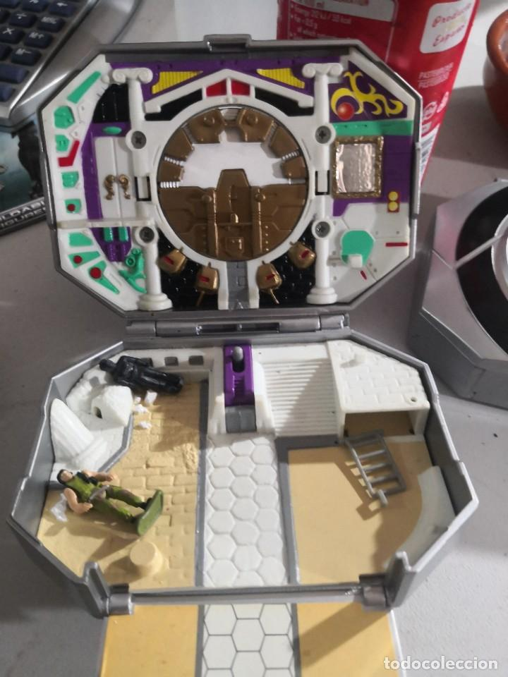 Figuras y Muñecos Power Rangers: 2 caja medallion POWER RANGERS BANDAI AÑO 1995 - Foto 8 - 231476980