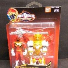 Figuras y Muñecos Power Rangers: POWER RANGER FUERZA MÍSTICA DE BANDAI. Lote 235839080