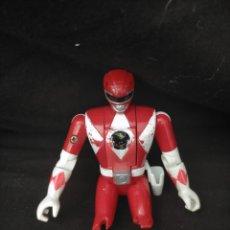 Figuras y Muñecos Power Rangers: POWER RANGER ROJO. Lote 236542680