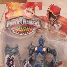Figuras y Muñecos Power Rangers: FIGURA MUÑECO POWER RANGERS VILLANO DINO CHARGE WRENCH SABAN. Lote 237562515