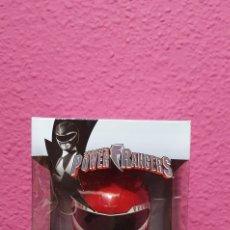 Figuras y Muñecos Power Rangers: FIGURA SABAN'S POWER RANGERS RED RANGER HELMET LEGACY COLLECTION. Lote 239403615