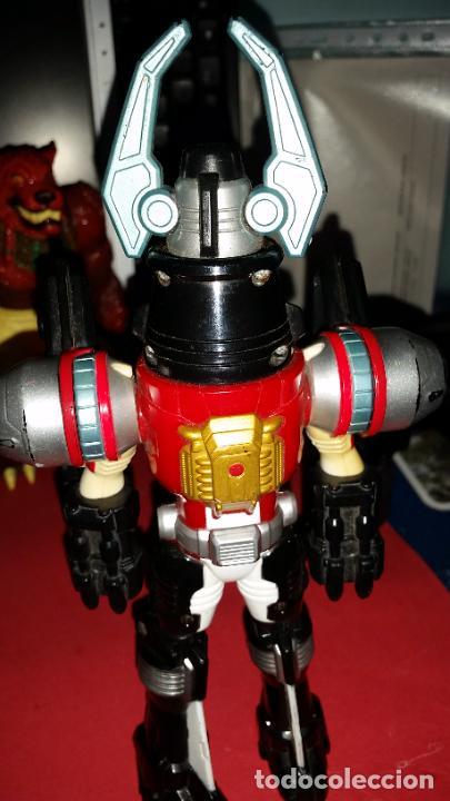 Figuras y Muñecos Power Rangers: LOTE 2 ROBOTS DE POWER RANGERS BANDAI 1996+PERSONAJE AÑO 1995 - AUTO MORPHIN NINJOR MEGAZORD - - Foto 3 - 239728085