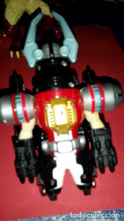 Figuras y Muñecos Power Rangers: LOTE 2 ROBOTS DE POWER RANGERS BANDAI 1996+PERSONAJE AÑO 1995 - AUTO MORPHIN NINJOR MEGAZORD - - Foto 4 - 239728085
