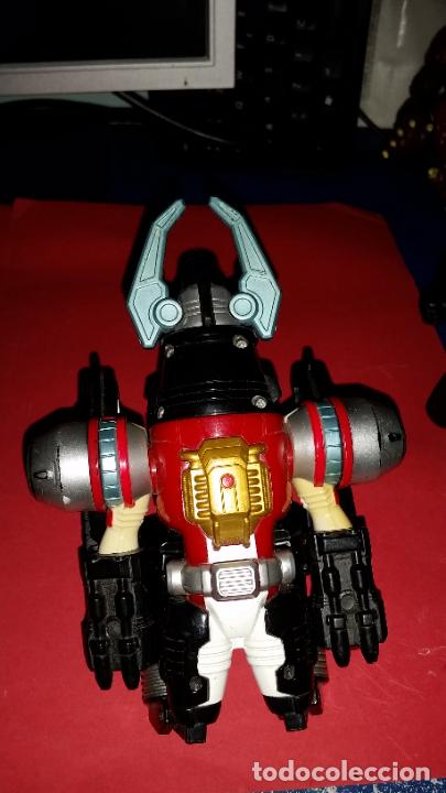 Figuras y Muñecos Power Rangers: LOTE 2 ROBOTS DE POWER RANGERS BANDAI 1996+PERSONAJE AÑO 1995 - AUTO MORPHIN NINJOR MEGAZORD - - Foto 5 - 239728085