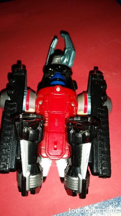 Figuras y Muñecos Power Rangers: LOTE 2 ROBOTS DE POWER RANGERS BANDAI 1996+PERSONAJE AÑO 1995 - AUTO MORPHIN NINJOR MEGAZORD - - Foto 6 - 239728085